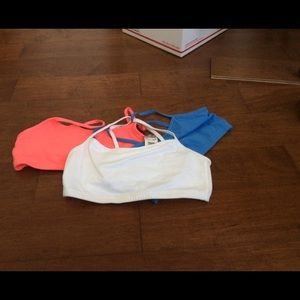 🌸3-Pack Fruit of the Loom Sports Support Bra🌸